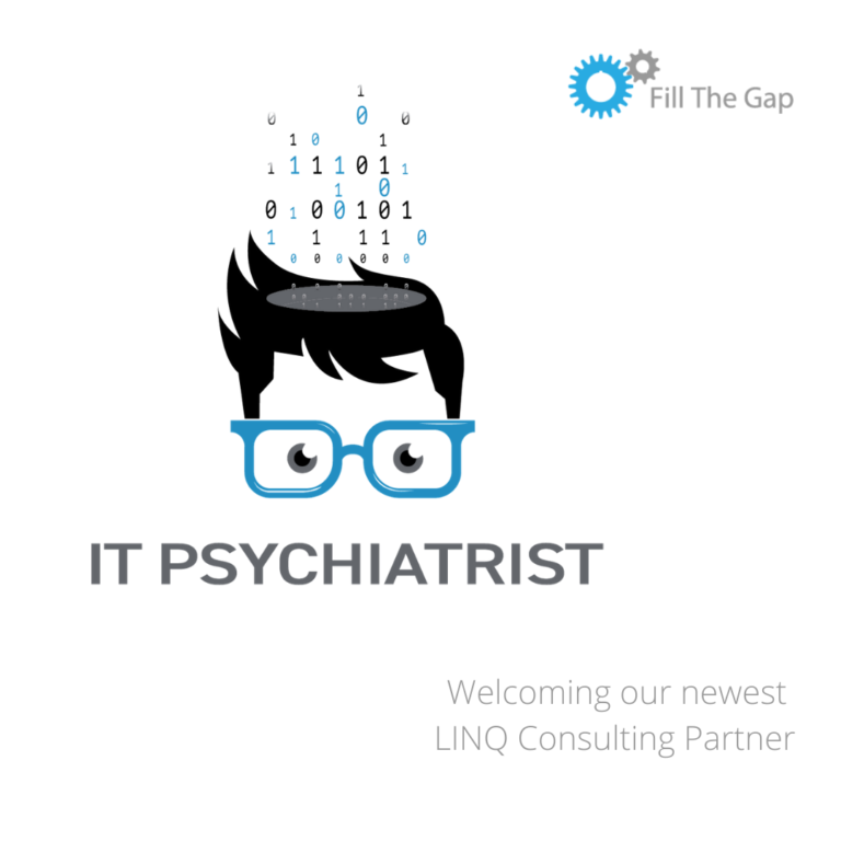 IT Psychiatrist our newest LINQ Consulting Partner