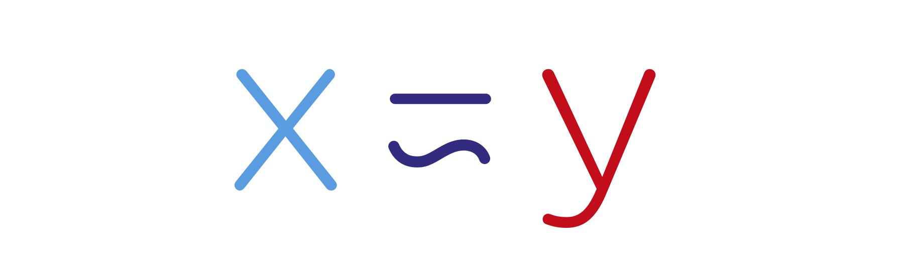 X is Y